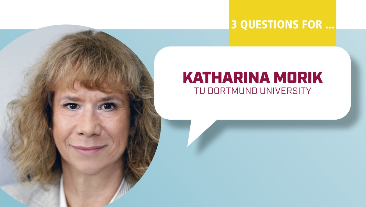 3 Questions for Katharina Morik