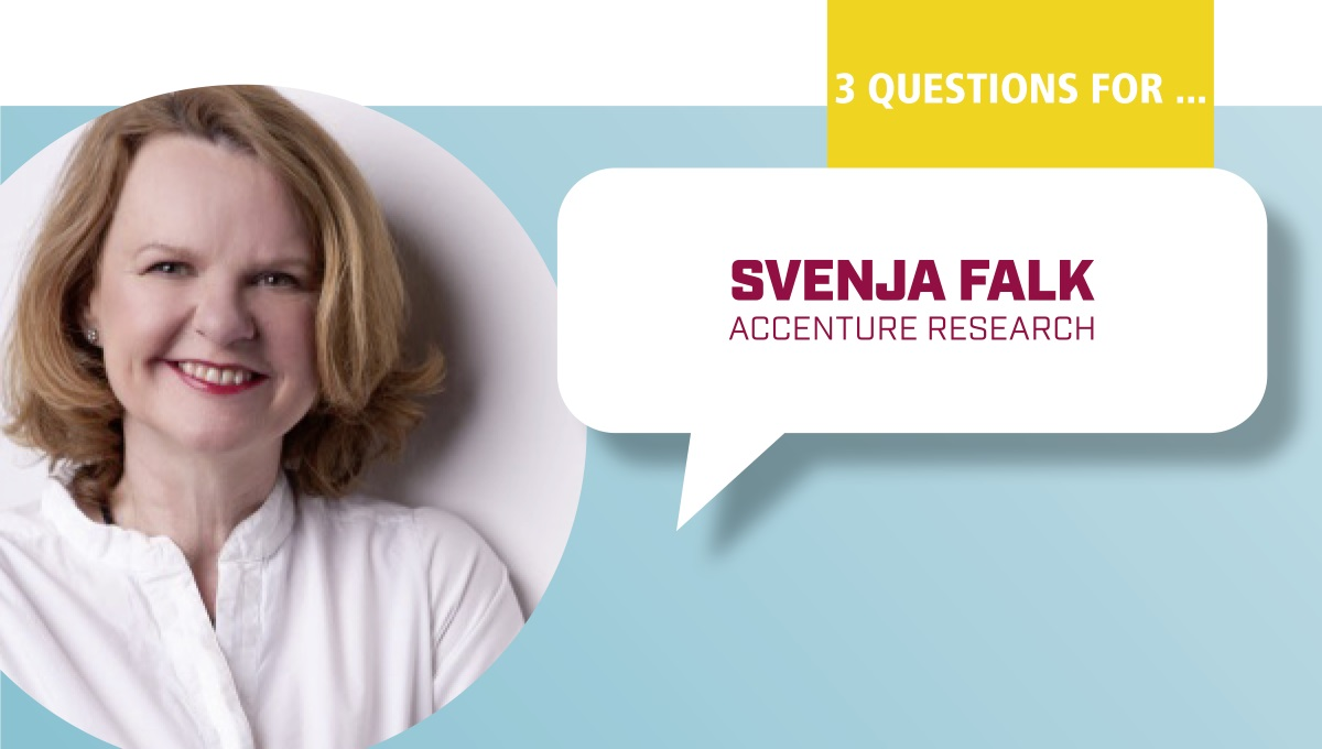 3 Questions for Svenja Falk