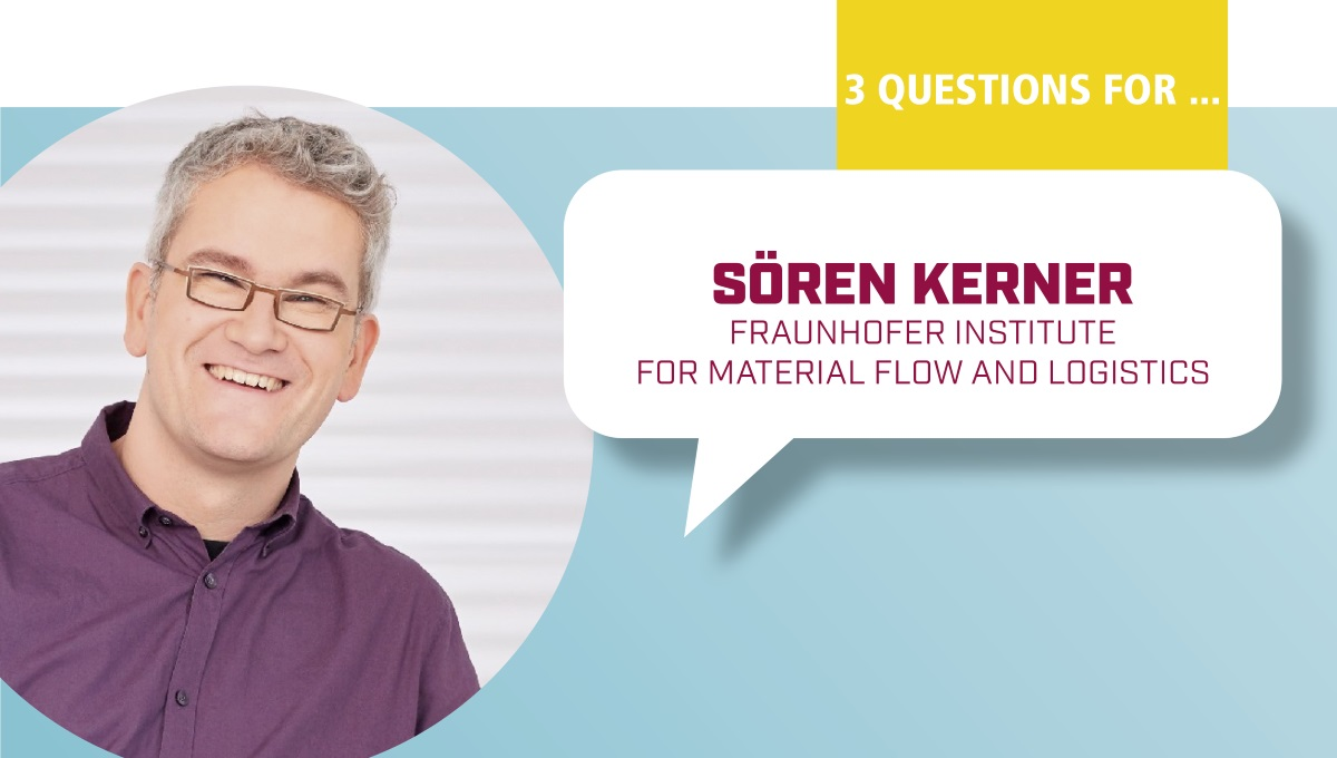 3 Questions to Sören Kerner